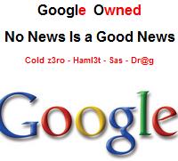 google palestine hacked